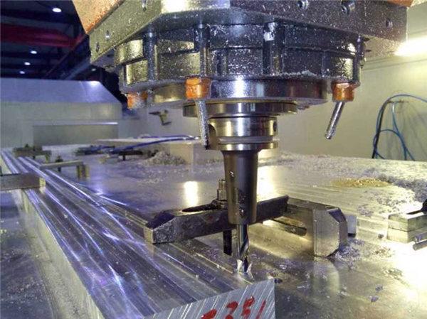 CNC精密航空零件加工