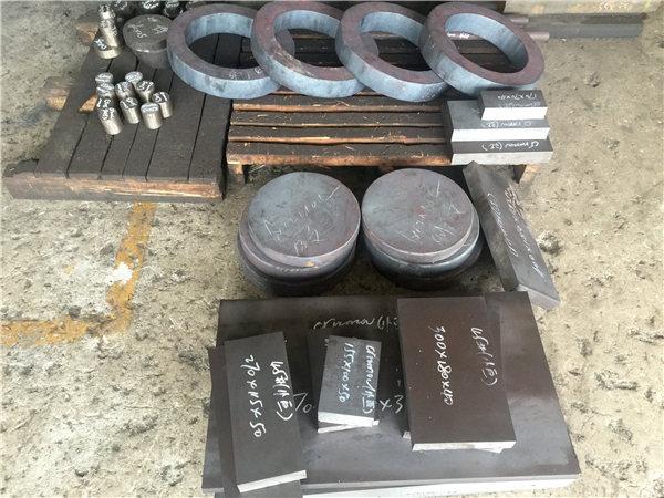 特殊钢锻件(锻圆、锻环)